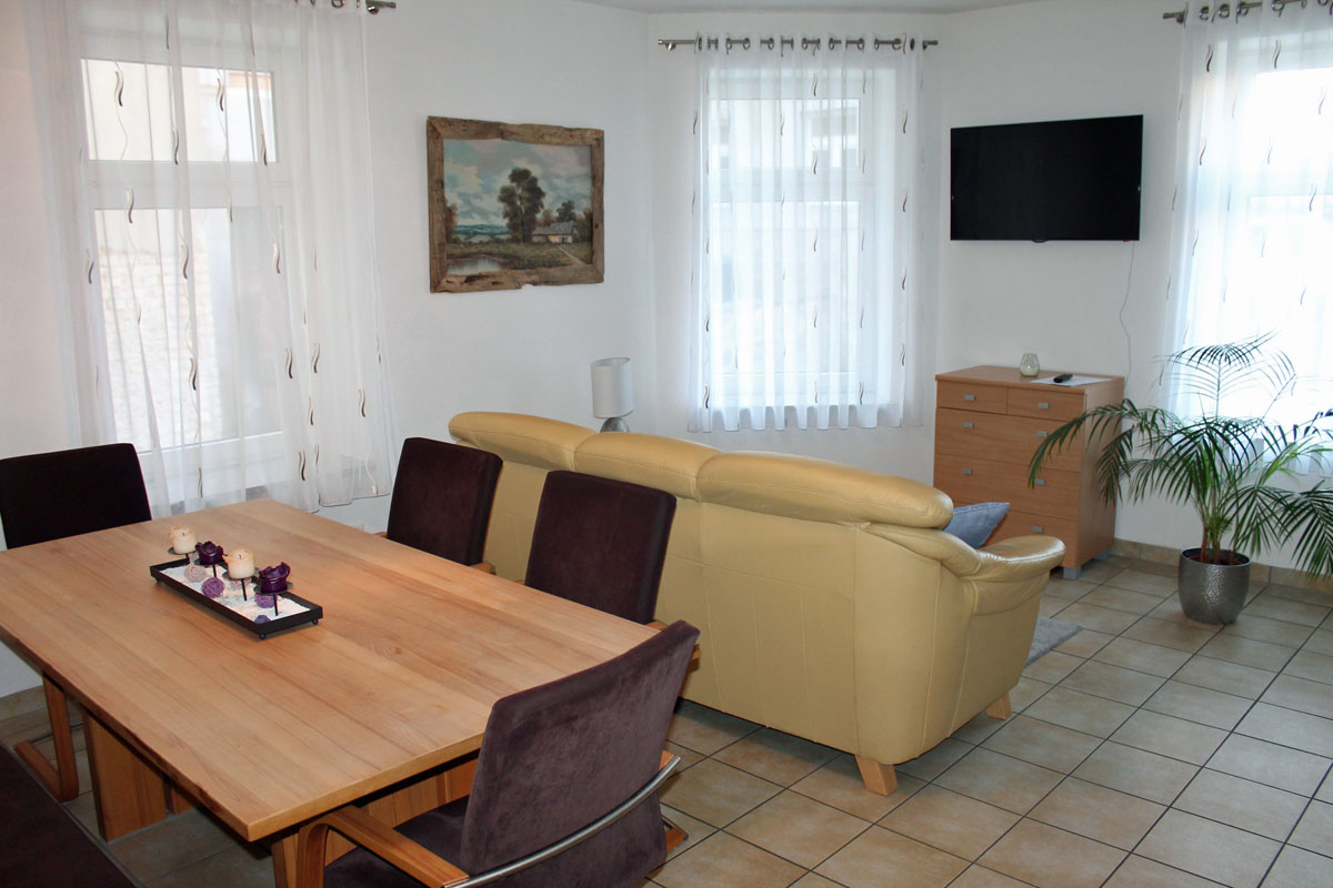 Apartmenthaus Zentral - Apartment 1